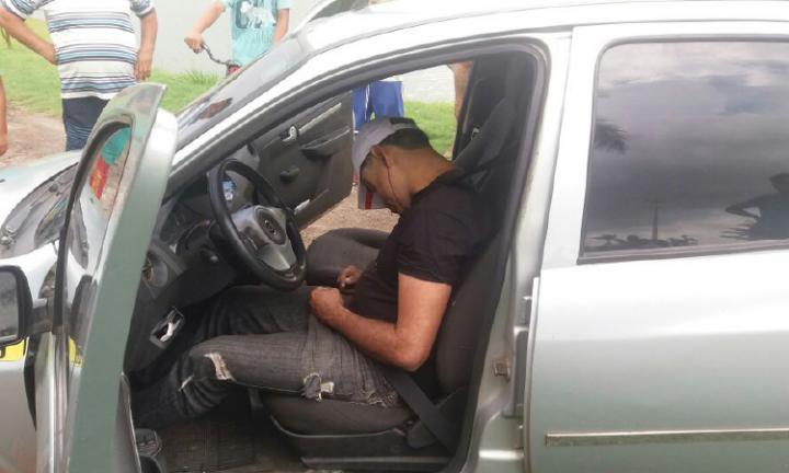 Agora Santa Inês - Taxista foi morto ontem com um tiro na cabeça  no município de Igarapé do Meio