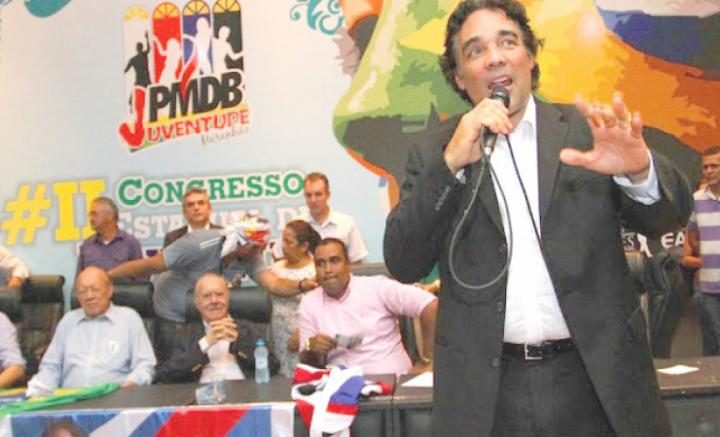 Agora Santa Inês - Favorável ao impeachment Lobão Filho  assumirá vaga do pai no Senado