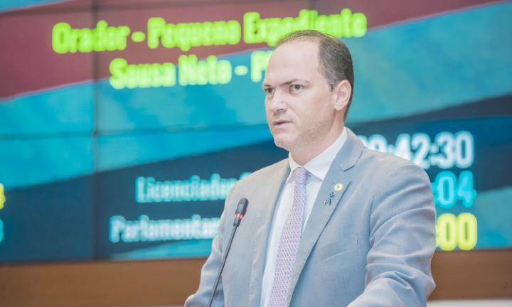 Agora Santa Inês - Deputado Sousa Neto defende candidatos ao concurso da Polícia Militar do MA