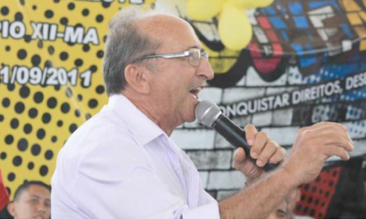 Resultado de imagem para prefeito de Pio XII Raimundo Rodrigues Batalha